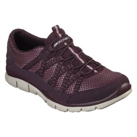 SKECHERS - Skechers Gratis Cloud 22823 PLUM