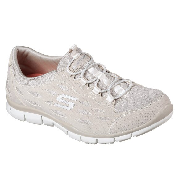 SKECHERS - SKECHERS CHIC CRAZE 22818 NAT