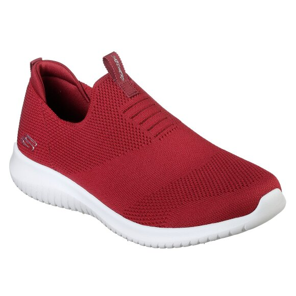 SKECHERS - SKECHERS ULTRA FLEX FIRST TAKE 12837 RED