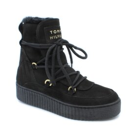 Tommy Hilfiger - Tommy Hilfiger Cosy Bootie FW0FW04401-990990