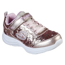 SKECHERS - Skechers Girls Glimmer Kicks 20267L GDPK