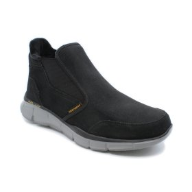 SKECHERS - Skechers Equalizer top view 666038 BKGY
