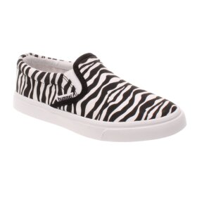 HUMMEL - HUMMEL SLIP ON ZEBRA JR 64-350-2001